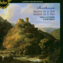 Ludwig van Beethoven (1770-1827): Sextett f.2 Hörner & Streicher op.81b, CD