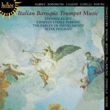 Barocke Trompetenmusik aus Italien, CD