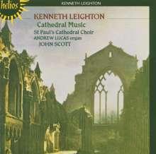 Kenneth Leighton (1929-1988): Geistliche Chorwerke, CD