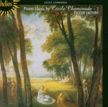 Cecile Chaminade (1857-1944): Klavierwerke Vol.2, CD