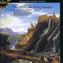 Gioacchino Rossini (1792-1868): Streichersonaten Nr.1-6, CD