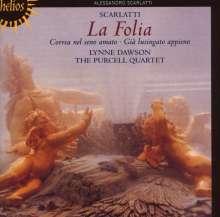 Alessandro Scarlatti (1660-1725): 2 Kantaten, CD