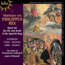 Mortuus est Philippus Rex, CD
