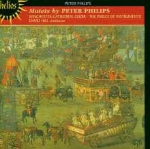 Peter Philips (1561-1628): Motetten, CD