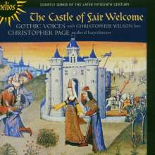 Höfische Lieder des späten 15.Jh., CD