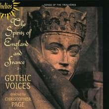 The Spirit of England & France Vol.2, CD