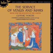 The Service of Venus and Mars (1340-1440), CD