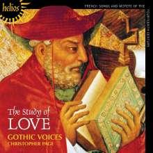 Französische Motetten & Lieder des 14.Jahrhunderts, CD