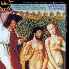Spanische Lieder & Motetten 1480-1550, CD