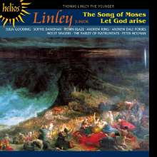 Thomas Linley (Der Jüngere) (1756-1778): The Song of Moses (Oratorium), CD