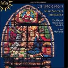 Francisco Guerrero (1528-1599): Missa Sancta et Immaculata, CD