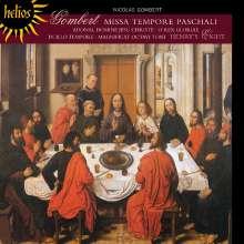 Nicolas Gombert (1495-1560): Geistliche Werke, CD