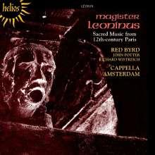 Leonin (1150-1201): Geistliche Musik I, CD