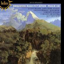Anton Bruckner (1824-1896): Messe Nr.3 f-moll, CD