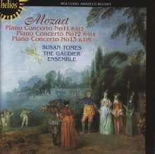 Wolfgang Amadeus Mozart (1756-1791): Klavierkonzerte Nr.11-13, CD