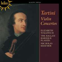 Giuseppe Tartini (1692-1770): Violinkonzerte D.15,18,58,85 (op.1 Nr.1,4,5,12), CD