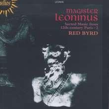 "Leonin (1150-1201): Geistliche Musik II ""Magister Leontinus II"", CD"