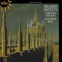 Johannes Brahms (1833-1897): Chorlieder op.29,op.37,op.74,op.110, CD