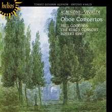 Tomaso Albinoni (1671-1751): Oboenkonzerte op.9 Nr.2,6,9, CD
