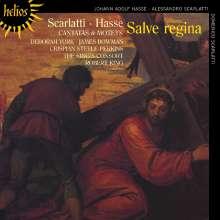 Johann Adolph Hasse (1699-1783): Salve Regina, CD