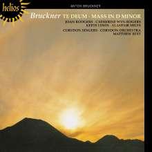 Anton Bruckner (1824-1896): Messe Nr.1 d-moll, CD