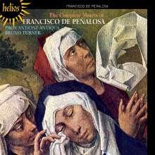 Francisco de Penalosa (1470-1537): Sämtliche Motetten, CD