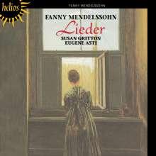Fanny Mendelssohn-Hensel (1805-1847): Lieder opp.1,7,9,10, CD