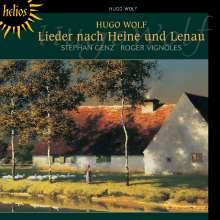 Hugo Wolf (1860-1903): Lieder nach Heine & Lenau, CD