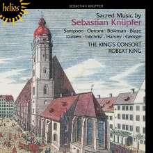 Sebastian Knüpfer (1633-1676): Geistliche Werke, CD