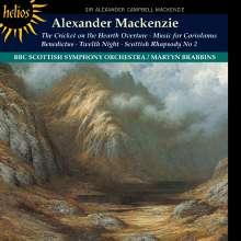 Alexander Mackenzie (1847-1935): Orchesterwerke, CD