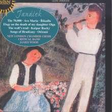 Leos Janacek (1854-1928): Chorwerke, CD
