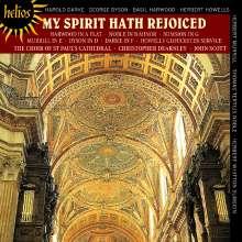 St.Paul's Cathedral Choir - My Spirit Hath Rejoiced, CD