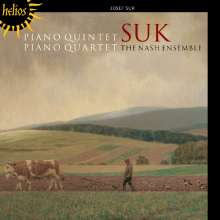 Josef Suk (1874-1935): Klavierquintett op.8, CD