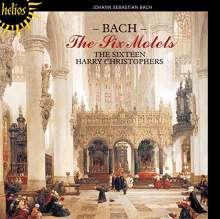 Johann Sebastian Bach (1685-1750): Motetten BWV 225-230, CD