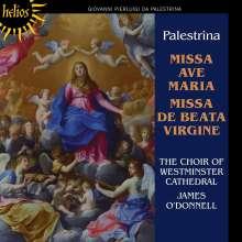 Giovanni Pierluigi da Palestrina (1525-1594): Missa Ave Maria, CD