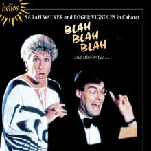 Sarah Walker & Roger Vignoles in Cabaret, CD