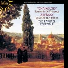 """Peter Iljitsch Tschaikowsky (1840-1893): Sextett op.70 """"Souvenir de Florence"""", CD"""