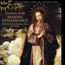 Francisco Guerrero (1528-1599): 6 Motetten, CD