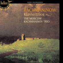 Sergej Rachmaninoff (1873-1943): Klaviertrios Nr.1 & 2, CD