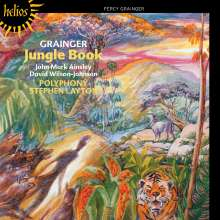 Percy Grainger (1882-1961): The Jungle Book, CD