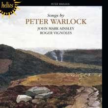 Peter Warlock (1894-1930): 34 Lieder, CD