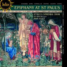 St.Paul's Cathedral Choir - Epiphany at St.Paul's, CD