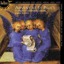 St. Paul's Cathedral Choir - Advent, CD