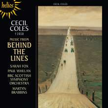 Cecil Coles (1888-1918): Behind the Lines, CD