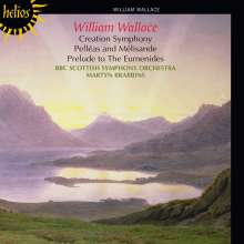 William Wallace (1860-1940): Creation Symphony, CD