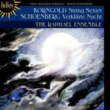 Erich Wolfgang Korngold (1897-1957): Sextett für Streicher op.10, CD