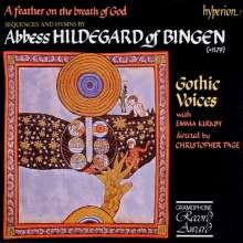 Hildegard von Bingen (1098-1179): Sequenzen & Hymnen, CD