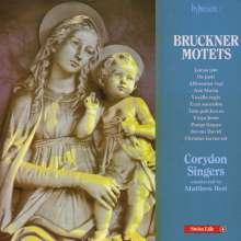 Anton Bruckner (1824-1896): 11 lateinische Motetten, CD