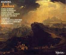 Georg Friedrich Händel (1685-1759): Joshua, 2 CDs