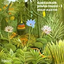 Louis Moreau Gottschalk (1829-1869): Klavierwerke Vol.2, CD